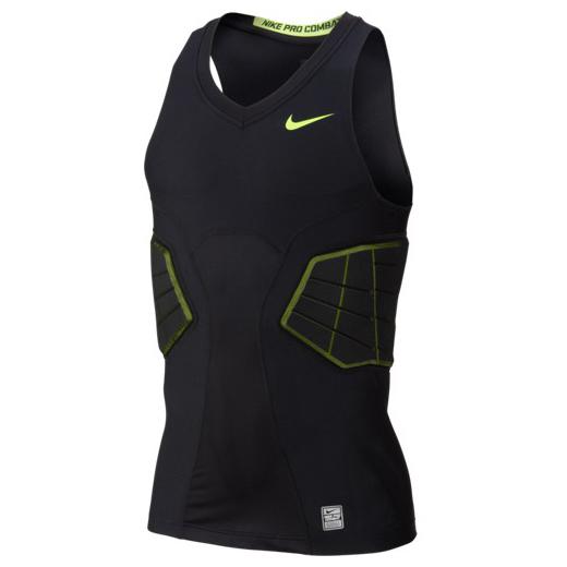Другие товары NikeМайка компрессионная Nike Elite HyperStrong Shirt<br><br>Цвет: Чёрный<br>Выберите размер US: S|L|XL|2XL