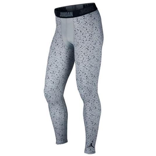 Другие товары JordanКомпрессионные брюки Air Jordan All Season Compression Cement Tights<br><br>Цвет: Серый<br>Выберите размер US: XL|2XL