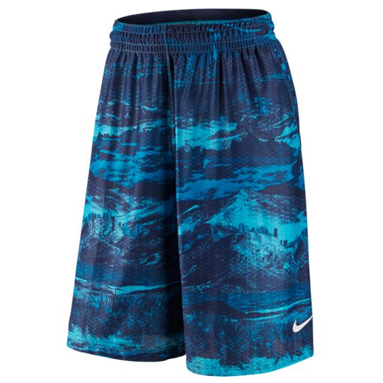 ����� ������������� Nike LeBron Ultimate Elite Shorts