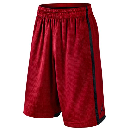 Другие товары JordanШорты баскетбольные Air Jordan Crossover Shorts<br><br>Цвет: Красный<br>Выберите размер US: M XL