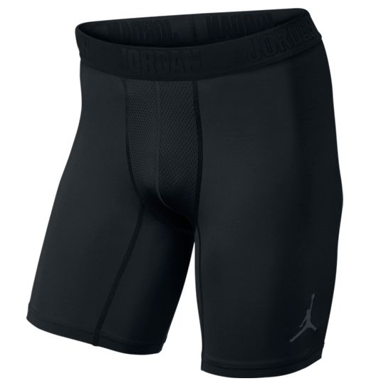 Другие товары JordanКомпрессионные шорты Air Jordan All Season Compression 6quot; Shorts<br><br>Цвет: Чёрный<br>Выберите размер US: M|L|XL|2XL
