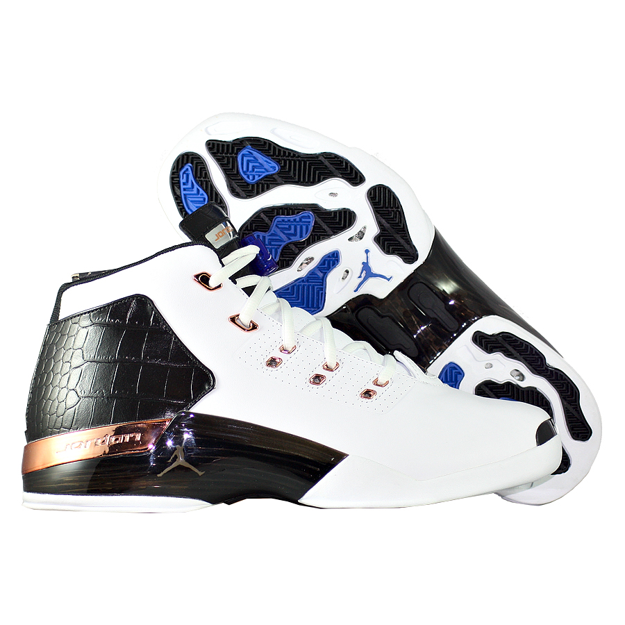 """��������� ������������� Air Jordan 17 (XVII) + Retro """"Copper"""""""