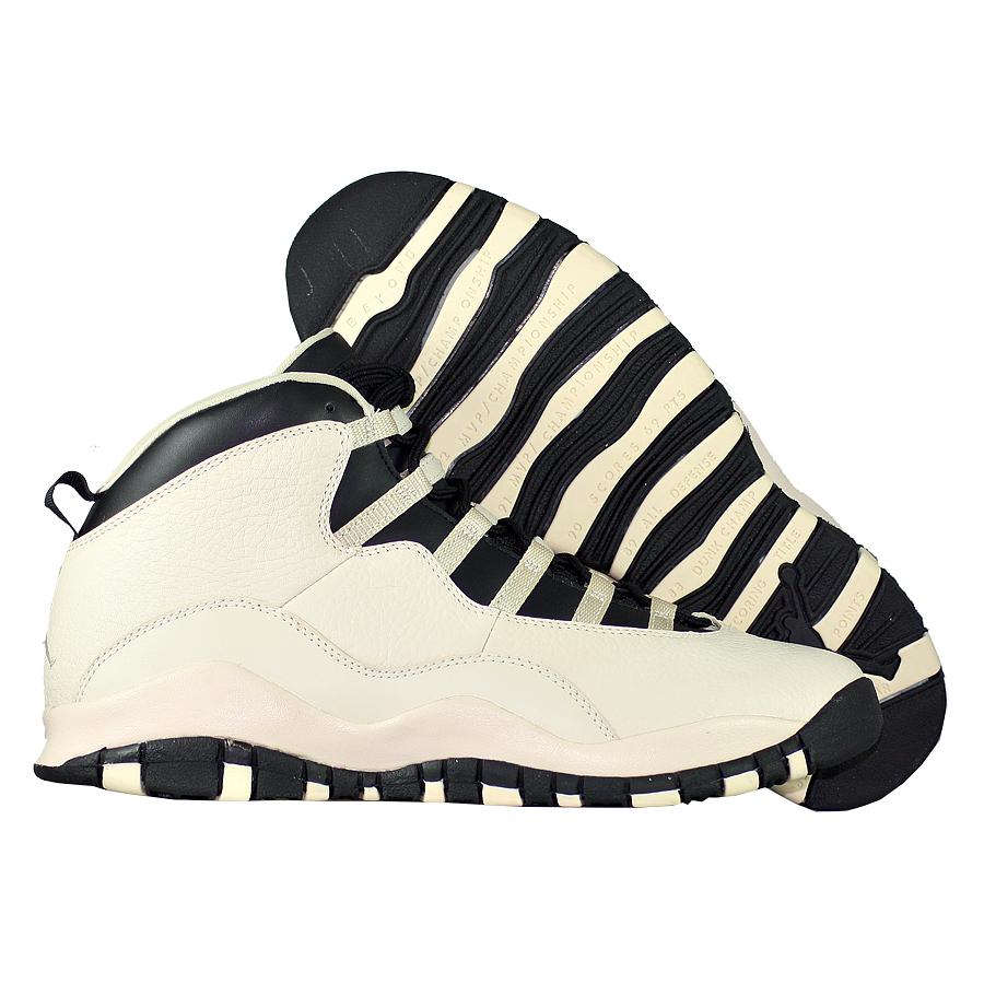 Кроссовки JordanКроссовки детские баскетбольные Air Jordan 10 (X) Retro PREM GG  quot;Heiressquot;<br><br>Цвет: Белый<br>Выберите размер US: 5,5|7,5|8|8,5