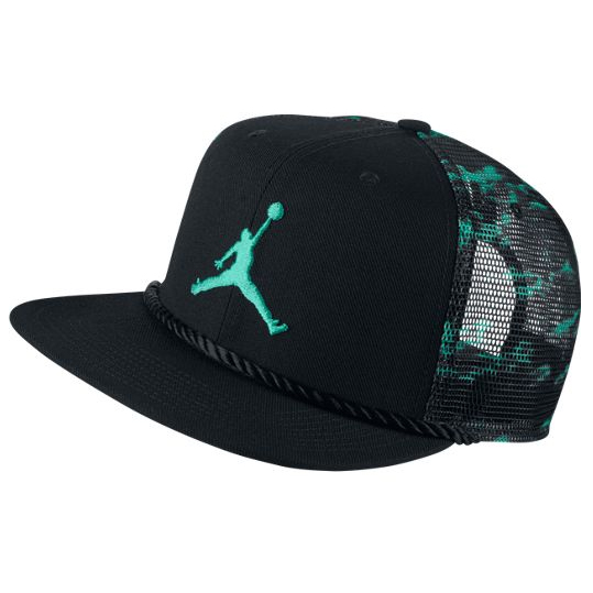 Кепка Air Jordan Cloud Camo Trucker Snapback