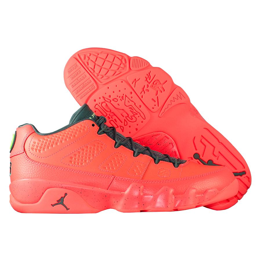 """��������� ������������� Air Jordan 9 (IX) Retro Low """"Bright Mango"""""""