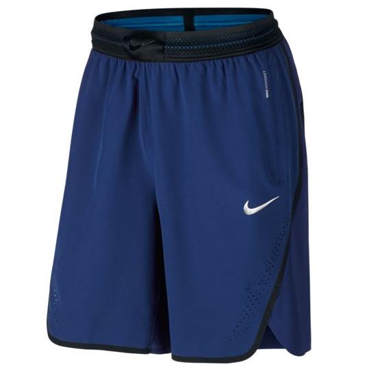 Другие товары NikeШорты баскетбольные Nike Aeroswift Basketball Short<br><br>Цвет: Синий<br>Выберите размер US: 2XL
