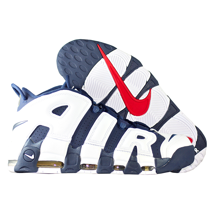"""��������� ������������� Nike Air More Uptempo """"Olympic"""""""