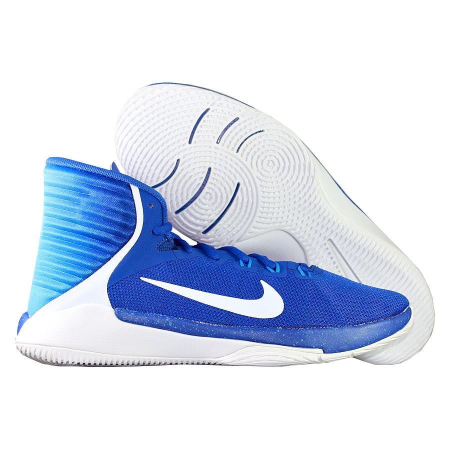 Кроссовки детские баскетбольные Nike Prime Hype DF 2016 GS