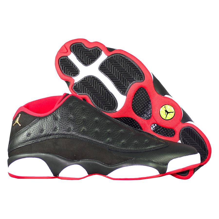 """��������� ������������� Air Jordan 13 (XIII) Retro Low """"Bred"""""""