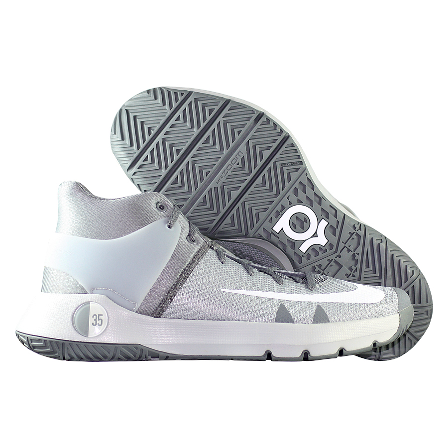 "��������� ������������� Nike KD Trey 5 IV ""Cool Grey"""