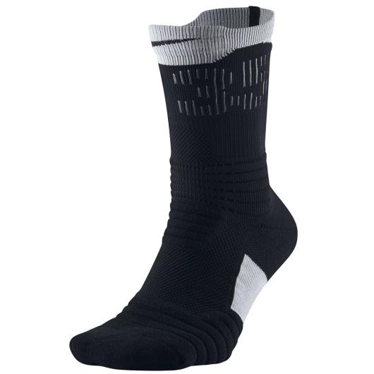Другие товары NikeНоски баскетбольные Nike KD Elite Versatility Crew SockНоски Jordan Brand<br><br>Цвет: Чёрный<br>Выберите размер US: M|L|XL