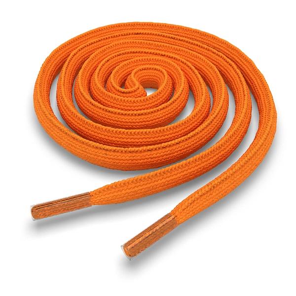 Другие товары Kickz4U.ruШнурки овальные оранжевые 120 см<br><br>Цвет: Оранжевый<br>Выберите размер US: 1SIZE