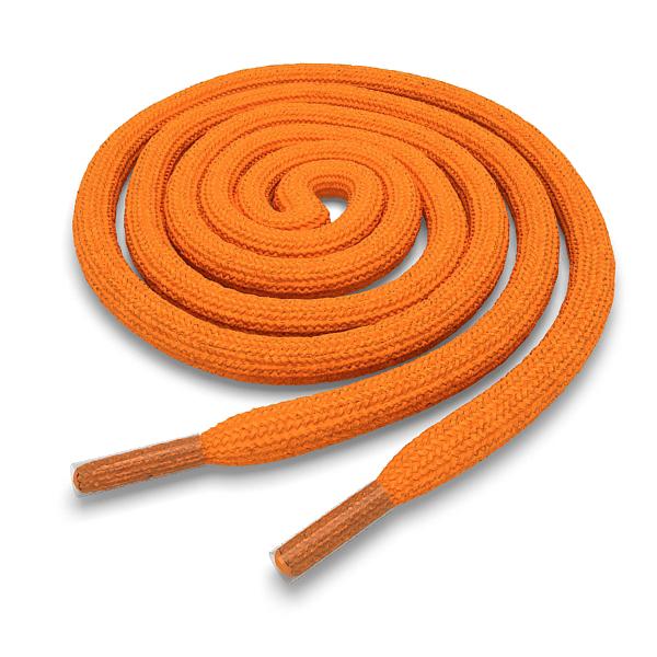 Другие товары Kickz4U.ruШнурки круглые оранжевые 140 см<br><br>Цвет: Оранжевый<br>Выберите размер US: 1SIZE