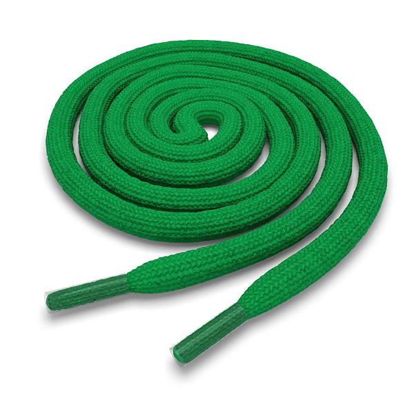 Другие товары Kickz4U.ruШнурки круглые зелёные 140 см<br><br>Цвет: Зелёный<br>Выберите размер US: 1SIZE