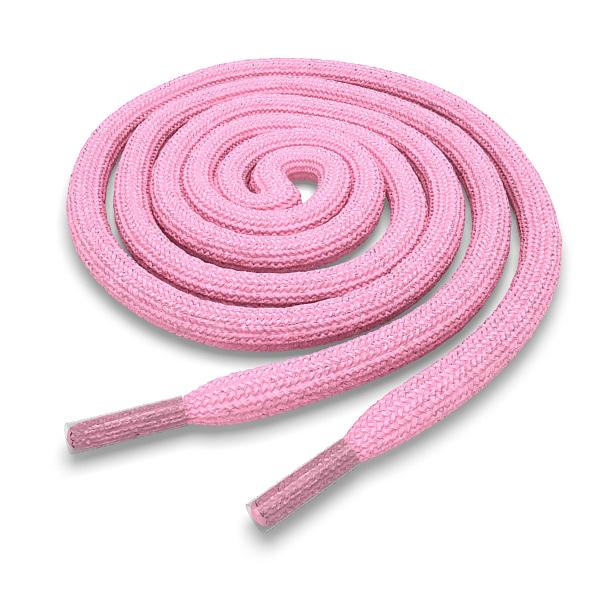 Другие товары Kickz4U.ruШнурки круглые розовые 140 см<br><br>Цвет: Розовый<br>Выберите размер US: 1SIZE