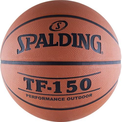 Другие товары SpaldingБаскетбольный мяч Spalding TF-150 размер 7<br><br>Цвет: Коричневый<br>Выберите размер US: 7