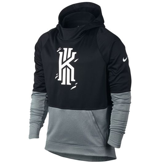 Другие товары NikeТолстовка Nike Therma Kyrie Hyper Elite HoodieТолстовка Nike с капюшоном, 100% полиэстер, машинная стирка возможна.<br><br>Цвет: Чёрный<br>Выберите размер US: L|XL|2XL