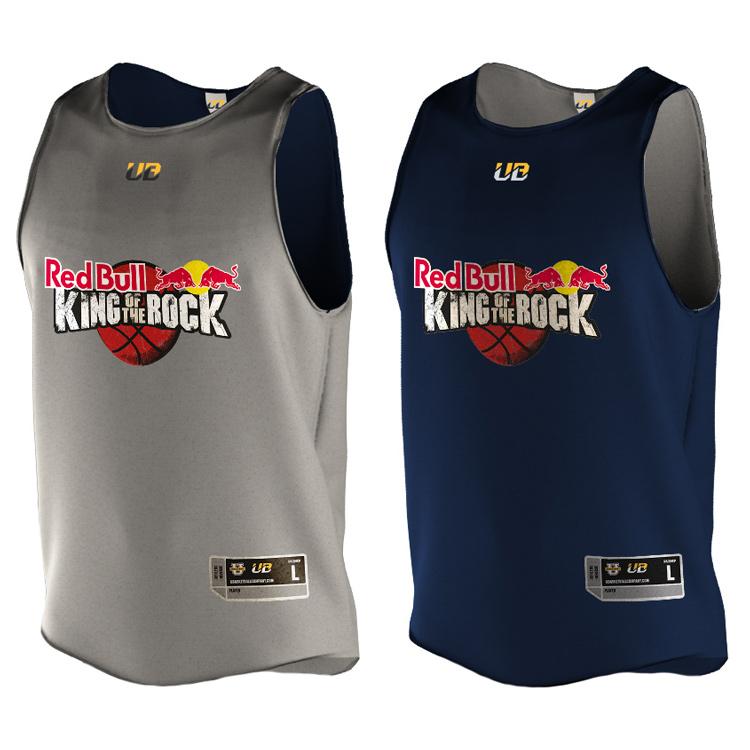 Другие товары UBasketballБаскетбольная майка двусторонняя UB Jersey quot;King Of The Rock 2016quot;<br><br>Цвет: Мульти<br>Выберите размер US: S|L|XL|2XL