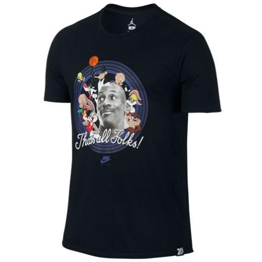 Другие товары JordanФутболка Air Jordan quot;Thatapos;s All Folksquot; T-ShirtФутболка Jordan Brand. Материал 100% хлопок<br><br>Цвет: Чёрный<br>Выберите размер US: L|XL|2XL