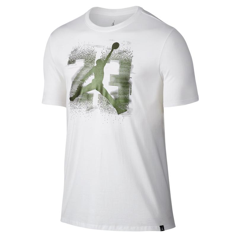 Другие товары JordanФутболка Air Jordan 13 Elevated T-ShirtФутболка Jordan Brand. Материал 100% хлопок<br><br>Цвет: Белый<br>Выберите размер US: L|XL