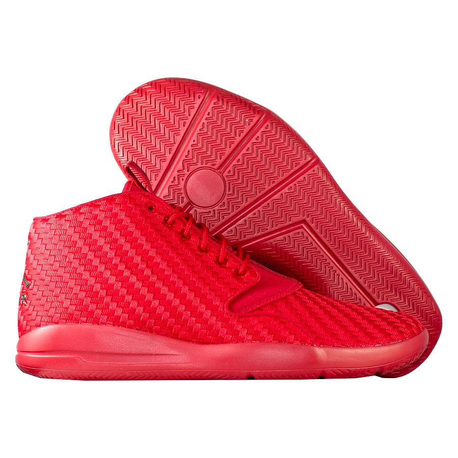 Кроссовки JordanКроссовки Air Jordan Eclipse Chukka<br><br>Цвет: Красный<br>Выберите размер US: 8|8,5|9|9,5|10|10,5|11|11,5|12|13
