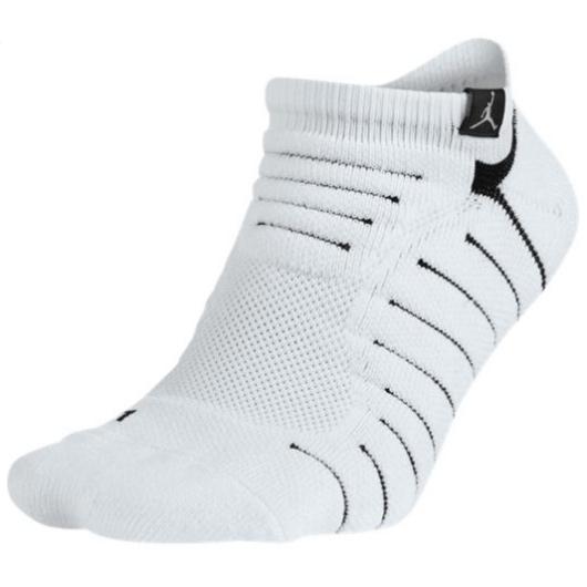 Другие товары JordanНоски Air Jordan Ultimate Flight Ankle SockНоски Jordan Brand<br><br>Цвет: Белый<br>Выберите размер US: L|XL