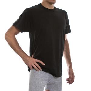 Другие товары HanesФутболка Hanes T-Shirt  (4 шт)<br><br>Цвет: Чёрный<br>Выберите размер US: S|M