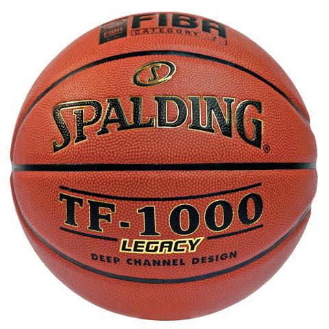 Другие товары SpaldingБаскетбольный мяч Spalding TF-1000 Legacy размер 7<br><br>Цвет: Оранжевый<br>Выберите размер US: 7