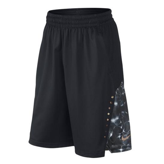 Другие товары NikeШорты баскетбольные Nike LeBron Hyper Elite Power<br><br>Цвет: Чёрный<br>Выберите размер US: L|XL