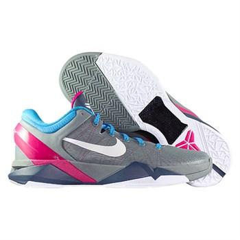 Купить Кроссовки баскетбольные Nike Zoom Kobe VII Fireberry (артикул: 488371-004) в интернет магазине кроссовок, спортивной обуви и формы
