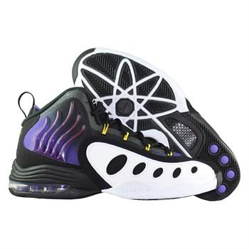 Купить Кроссовки баскетбольные Nike Sonic Flight Purple Venom (артикул: 641333-001) в интернет магазине кроссовок, спортивной обуви и формы