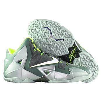 Купить Кроссовки баскетбольные Nike LeBron XI Dunkman (артикул: 616175-300) в интернет магазине кроссовок, спортивной обуви и формы