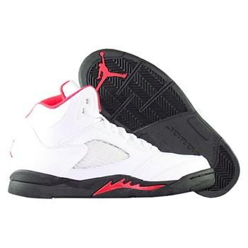 Купить Кроссовки баскетбольные детские Air Jordan V (5) Retro 2013 Release PS (артикул: 440889-100) в интернет магазине кроссовок, спортивной обуви и формы