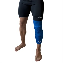 KNEEBND2BLUE-kompressionnyi-chulok-na-nogu-s-zaschitoi-mvp-protective-knee-band-long