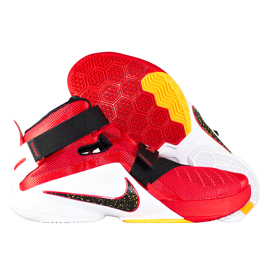 bab93eac2 ... Купить Кроссовки баскетбольные Nike LeBron Soldier IX PRM Fair Fax-1 ...