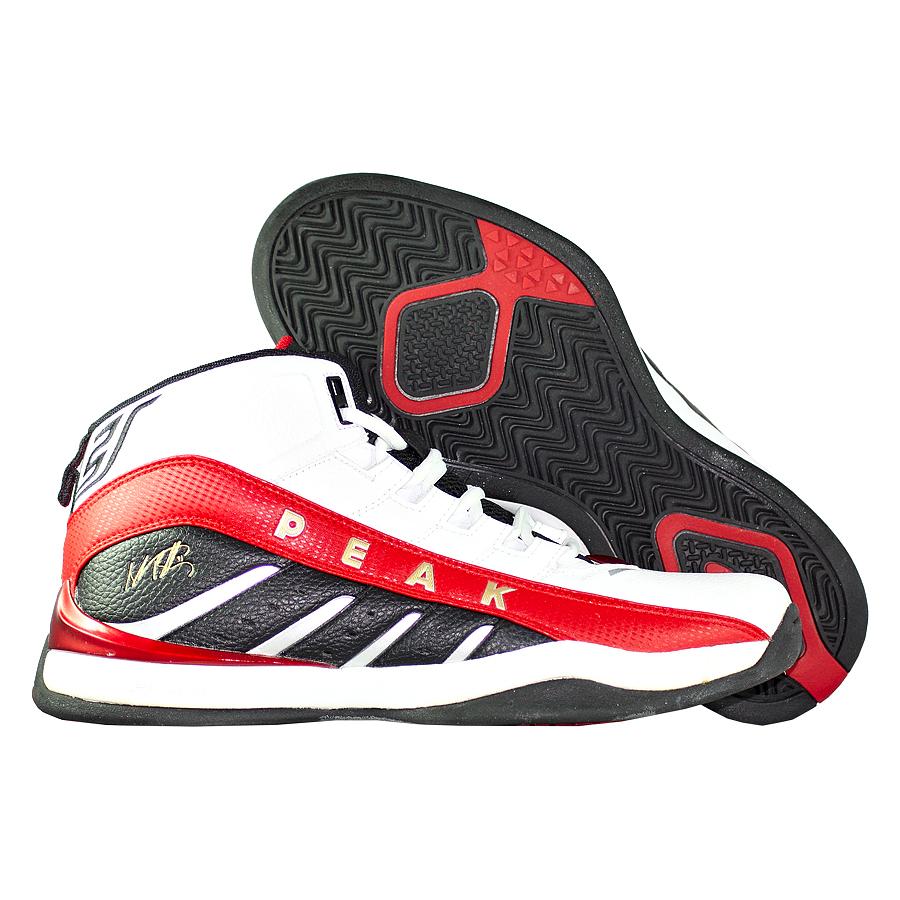 Кроссовки PEAKКроссовки баскетбольные PEAK Dominator Mid<br><br>Цвет: Белый<br>Выберите размер US: 10|13