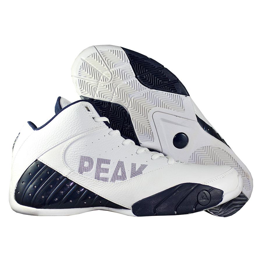 Кроссовки PEAKКроссовки баскетбольные PEAK Masterpiece Mid<br><br>Цвет: Белый<br>Выберите размер US: 9,5|10