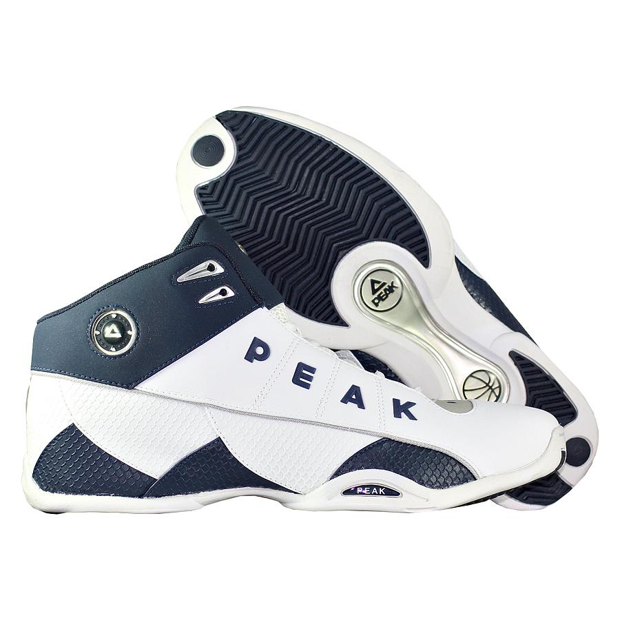Кроссовки PEAKКроссовки баскетбольные PEAK Snake Mid<br><br>Цвет: Белый<br>Выберите размер US: 10|10,5