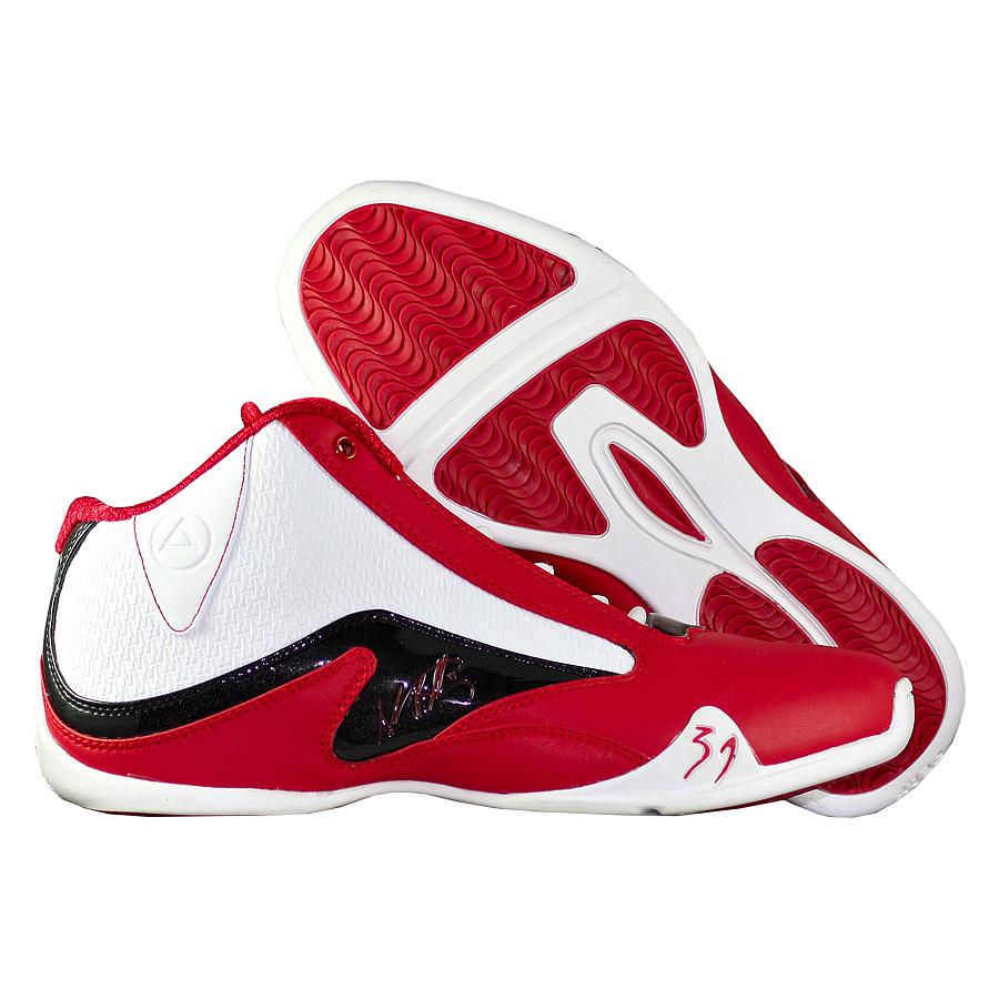 Кроссовки PEAKКроссовки баскетбольные PEAK Wave Mid<br><br>Цвет: Красный<br>Выберите размер US: 10