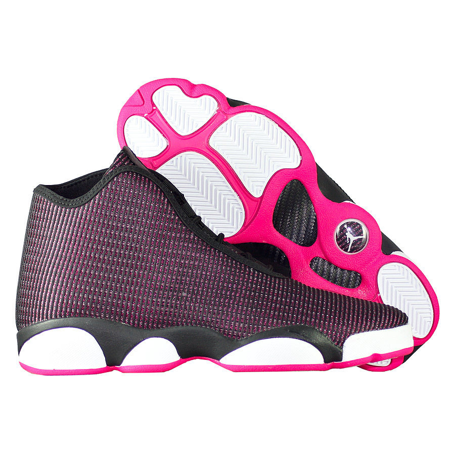 Кроссовки JordanКроссовки детские Air Jordan Horizon BG<br><br>Цвет: Чёрный<br>Выберите размер US: 6|7