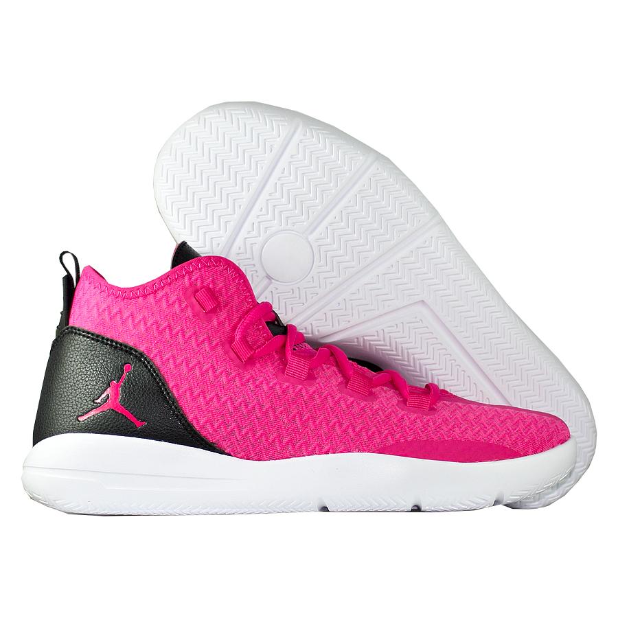 Кроссовки JordanКроссовки женские Air Jordan Reveal GS<br><br>Цвет: Розовый<br>Выберите размер US: 4|4,5|5,5|6,5