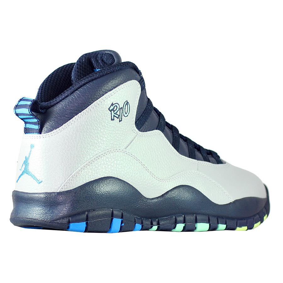 Купить Кроссовки баскетбольные Air Jordan 10 (X) Retro