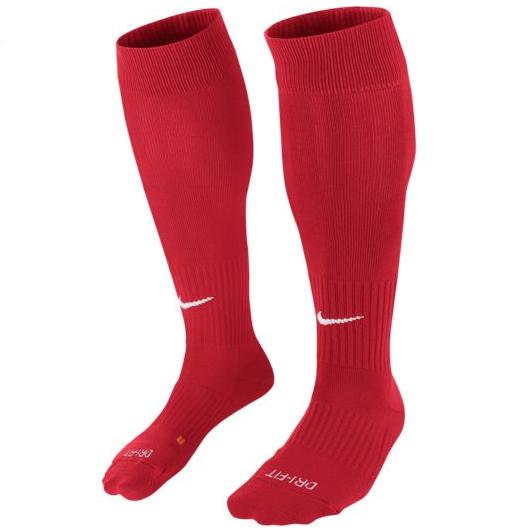 Другие товары NikeГетры спортивные Nike Classic II Cushion Over-the-Calf Sock<br><br>Цвет: Красный<br>Выберите размер US: M|L|XL