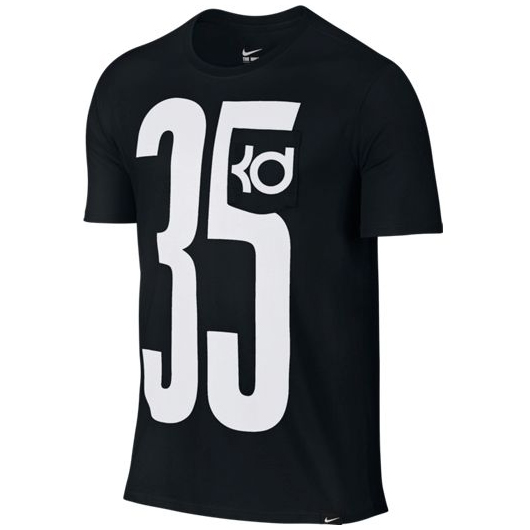 Другие товары NikeФутболка Nike KD Pocket Jersey T-ShirtФутболка Nike из коллекции Kobe Bryant. Состав - 58% хлопок, 42% полиэстер.<br><br>Цвет: Чёрный<br>Выберите размер US: XL