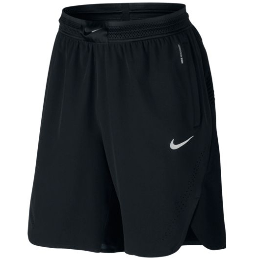 Другие товары NikeШорты баскетбольные Nike Aeroswift Basketball Short<br><br>Цвет: Чёрный<br>Выберите размер US: XL