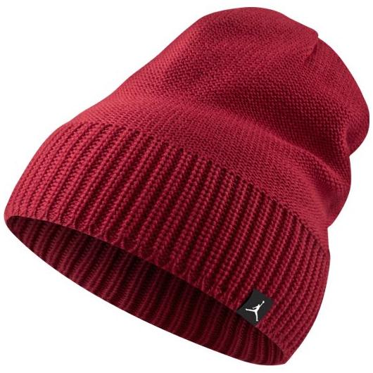 Другие товары JordanШапка Air Jordan Jumpman Knit Hat<br><br>Цвет: Красный<br>Выберите размер US: 1SIZE