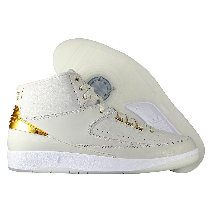 Кроссовки JordanКроссовки баскетбольные Air Jordan 2 (II) Retro quot;Quai 54quot;<br><br>Цвет: Серый<br>Выберите размер US: 7