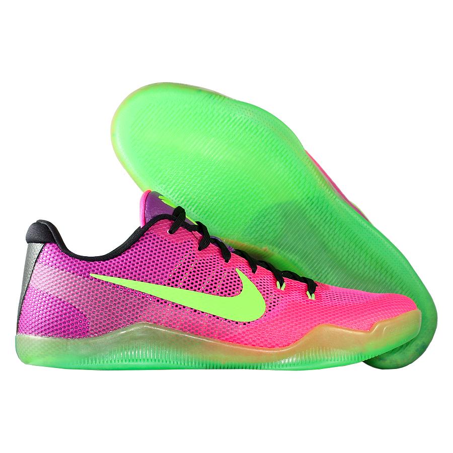 """Кроссовки баскетбольные Nike Kobe 11 (XI) Low """"Mambacurial"""""""