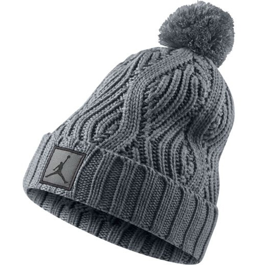 Шапка Air Jordan Jumpman Cable Knit Pom Hat