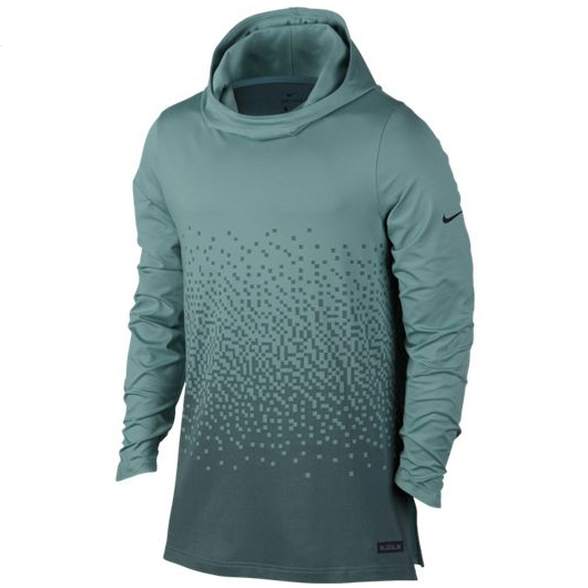 Другие товары NikeТолстовка Nike Dry LeBron HoodieТолстовка Nike с капюшоном, 100% полиэстер, машинная стирка возможна.<br><br>Цвет: Зелёный<br>Выберите размер US: 2XL|L